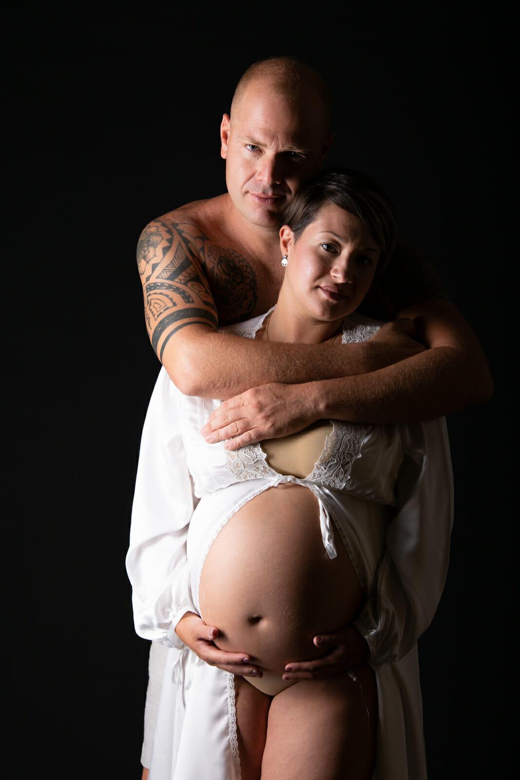 foto di coppia gravidanza