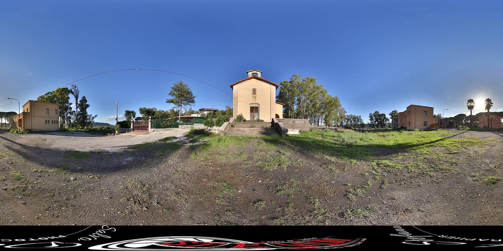 Borgo Rizza carlentini vista 360°
